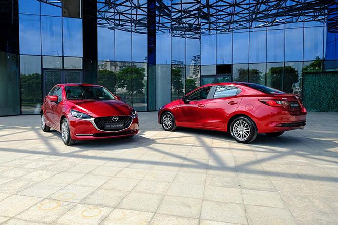 Giá xe Mazda2 lăn bánh tháng 5/2021, rẻ nhất 479 triệu đồng - 4