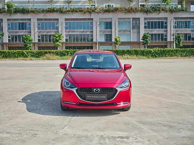 Giá xe Mazda2 lăn bánh tháng 5/2021, rẻ nhất 479 triệu đồng - 5