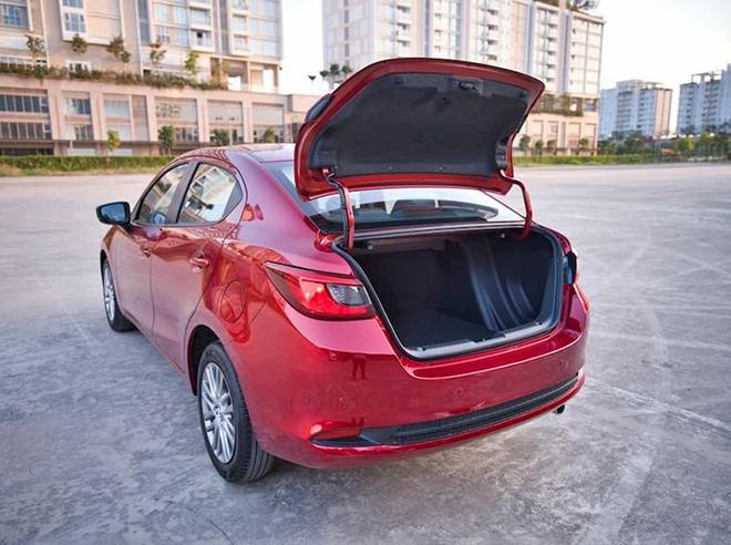 Giá xe Mazda2 lăn bánh tháng 5/2021, rẻ nhất 479 triệu đồng - 9
