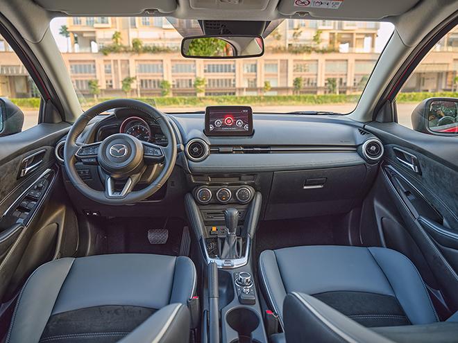 Giá xe Mazda2 lăn bánh tháng 5/2021, rẻ nhất 479 triệu đồng - 10