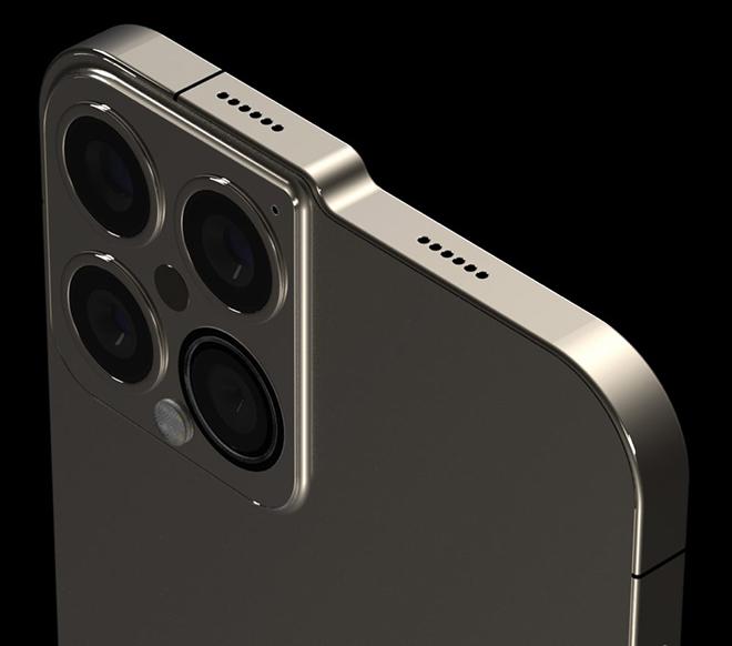 """Hình dung iPhone M1 với """"tai thỏ"""" lạ khiến iFan mắt tròn mắt dẹt - 4"""