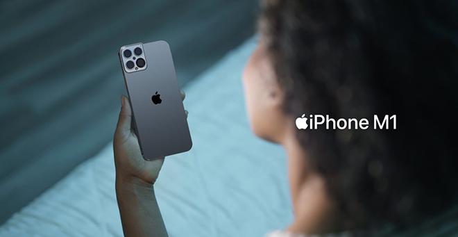 """Hình dung iPhone M1 với """"tai thỏ"""" lạ khiến iFan mắt tròn mắt dẹt - 5"""