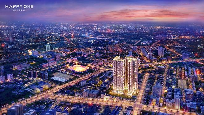 Happy One - Central điểm nhấn ánh sáng tại TT Thủ Dầu Một - 1