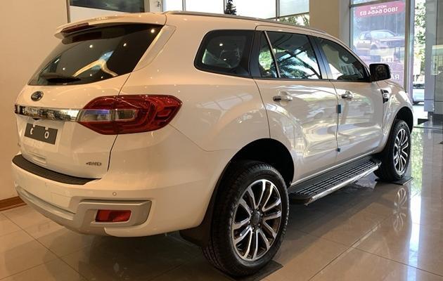 Giá xe Ford Everest mới tháng 05/2021 và thông số kỹ thuật - 6