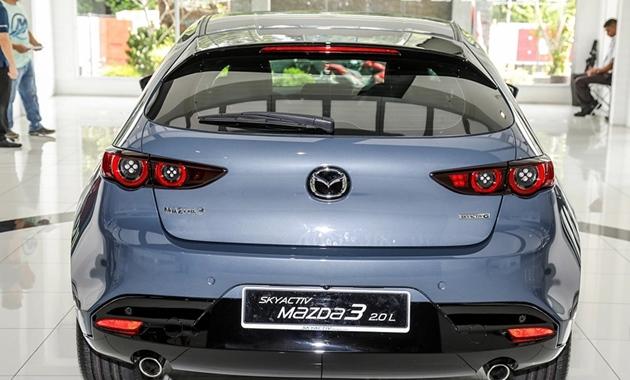 Giá xe Mazda3 tháng 05/2021 mới nhất và đánh giá nhanh - 7