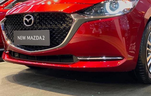 Giá xe Mazda2 tháng 05/2021 mới nhất và thông số kỹ thuật - 4