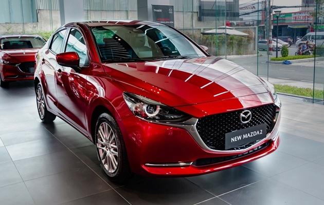 Giá xe Mazda2 tháng 05/2021 mới nhất và thông số kỹ thuật - 3