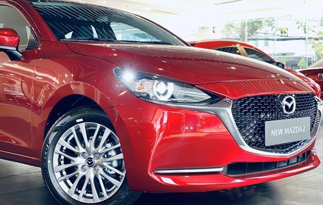 Giá xe Mazda2 tháng 05/2021 mới nhất và thông số kỹ thuật - 5