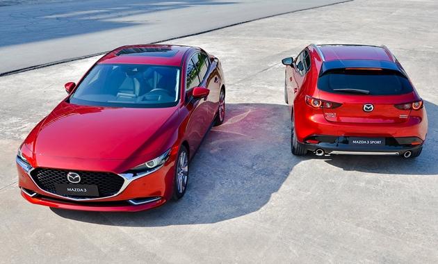 Giá xe Mazda3 tháng 05/2021 mới nhất và đánh giá nhanh - 3