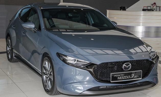 Giá xe Mazda3 tháng 05/2021 mới nhất và đánh giá nhanh - 4