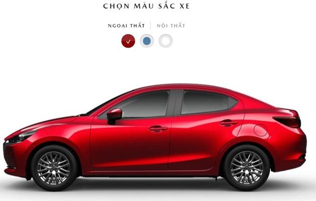 Giá xe Mazda2 tháng 05/2021 mới nhất và thông số kỹ thuật - 2