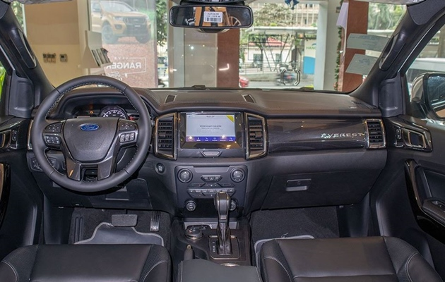 Giá xe Ford Everest mới tháng 05/2021 và thông số kỹ thuật - 9