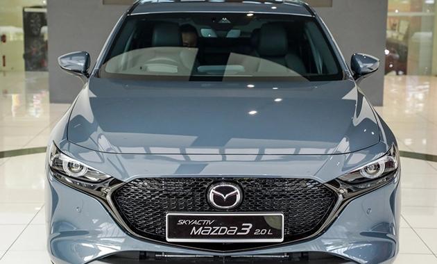 Giá xe Mazda3 tháng 05/2021 mới nhất và đánh giá nhanh - 5