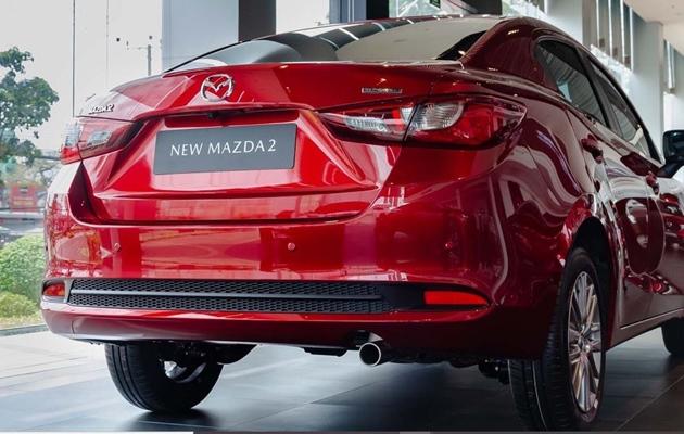 Giá xe Mazda2 tháng 05/2021 mới nhất và thông số kỹ thuật - 8