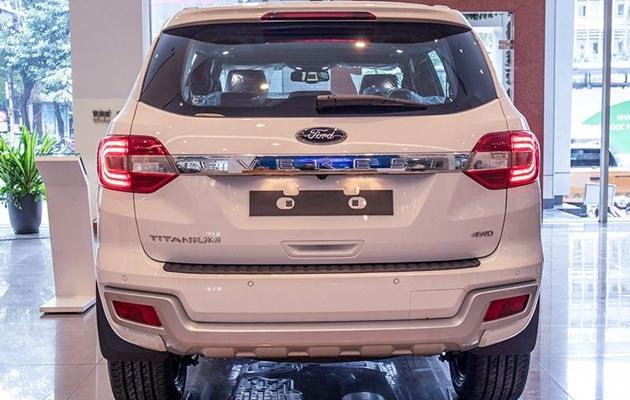 Giá xe Ford Everest mới tháng 05/2021 và thông số kỹ thuật - 7