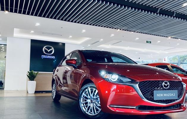 Giá xe Mazda2 tháng 05/2021 mới nhất và thông số kỹ thuật - 1