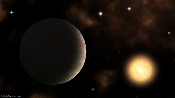 Hành tinh cổ đại kỳ quái: Đất toàn sa mạc, bầu trời ngập nước - 1