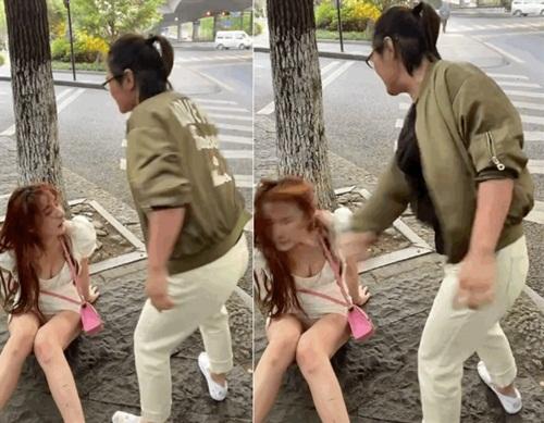 Hot girl có hành động khiếm nhã khi đi taxi bị tài xế tát liên tiếp - 1