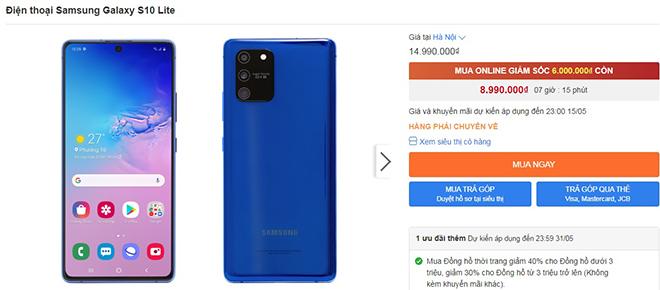"""Đây là những smartphone giảm giá """"sâu"""" cuối tuần này - 7"""