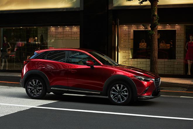 Mazda CX-3 và CX-30 tăng giá bán sau gần một tháng ra mắt - 3