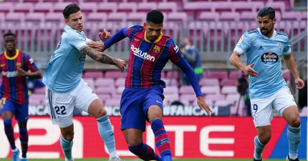 Trực tiếp bóng đá Barcelona - Celta Vigo: Ter Stegen cứu thua, Barca nhận tin dữ