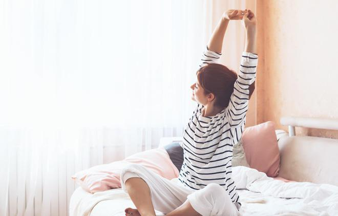 Những việc này làm trên giường khi trẻ thì bệnh tật ít hỏi thăm còn hứng khởi cả ngày - 3
