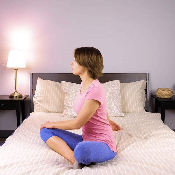 Những việc này làm trên giường khi trẻ thì bệnh tật ít hỏi thăm còn hứng khởi cả ngày - 2