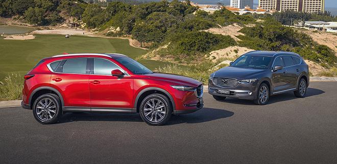 Giá xe Mazda CX-8 lăn bánh tháng 5/2021 - 3