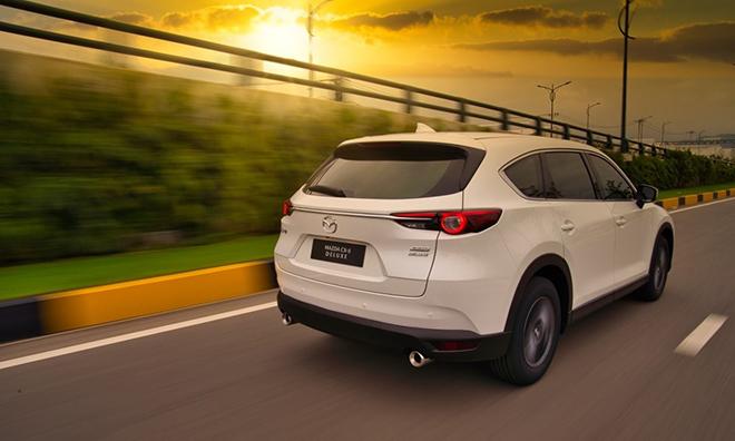 Giá xe Mazda CX-8 lăn bánh tháng 5/2021 - 16