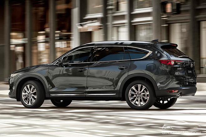 Giá xe Mazda CX-8 lăn bánh tháng 5/2021 - 15