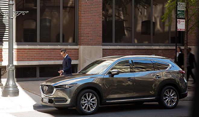 Giá xe Mazda CX-8 lăn bánh tháng 5/2021 - 6