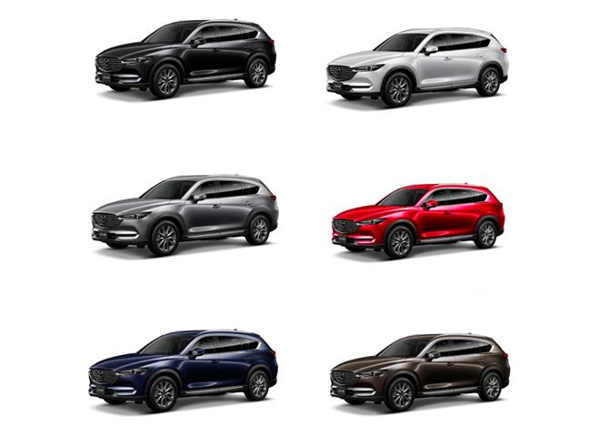 Giá xe Mazda CX-8 lăn bánh tháng 5/2021 - 4