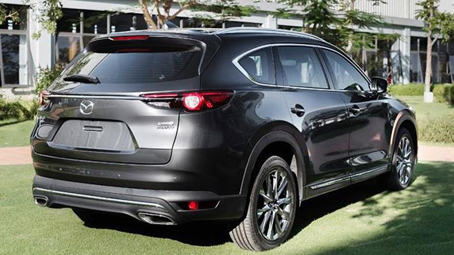 Giá xe Mazda CX-8 lăn bánh tháng 5/2021 - 9