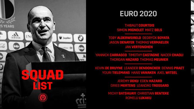 Rực lửa EURO 2021: Bỉ - Croatia chốt quân, Pháp tính gây sốc với Benzema - 1