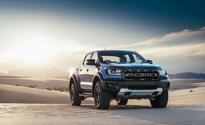 Giá xe Ford Ranger Raptor lăn bánh tháng 5/2021 - 1