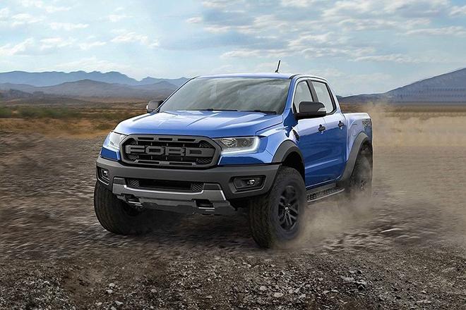 Giá xe Ford Ranger Raptor lăn bánh tháng 5/2021 - 4