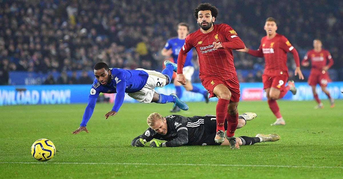 Kỳ lạ kịch bản top 4 Ngoại hạng Anh: Liverpool, Leicester bằng điểm & hiệu số