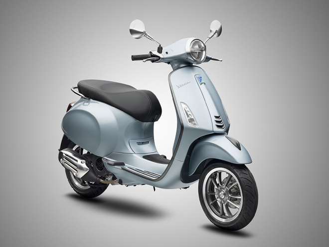 2021 Vespa Primavera và Sprint có màu mới, mang vẻ đẹp không giới hạn - 5