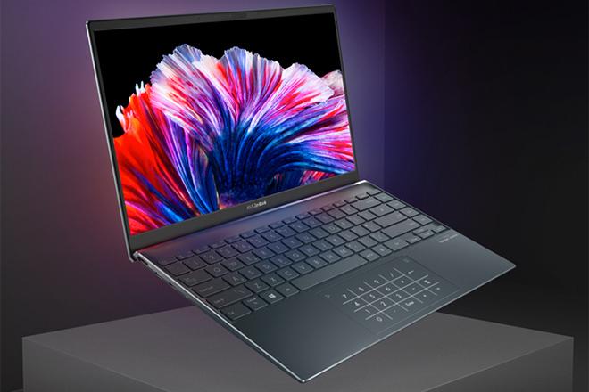 Asus tung máy tính xách tay màn hình OLED 13 inch giá không tưởng - 1