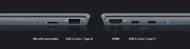 Asus tung máy tính xách tay màn hình OLED 13 inch giá không tưởng - 3