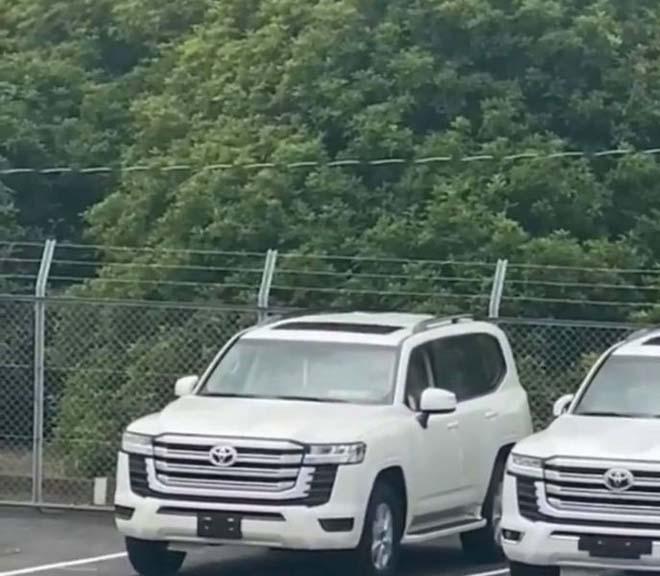 Toyota Land Cruiser 2022 sắp ra mắt, có thêm bản GR Sport thể thao - 7