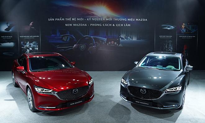 Giá xe Mazda6 lăn bánh tháng 5/2021 - 4