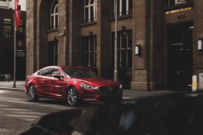 Giá xe Mazda6 lăn bánh tháng 5/2021 - 1