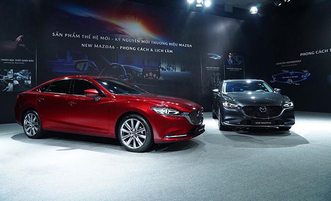 Giá xe Mazda6 lăn bánh tháng 5/2021 - 5