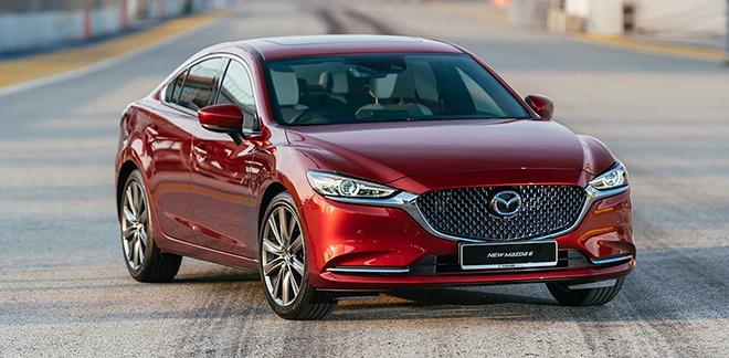 Giá xe Mazda6 lăn bánh tháng 5/2021 - 13