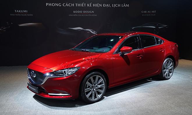Giá xe Mazda6 lăn bánh tháng 5/2021 - 8