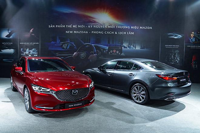 Giá xe Mazda6 lăn bánh tháng 5/2021 - 9