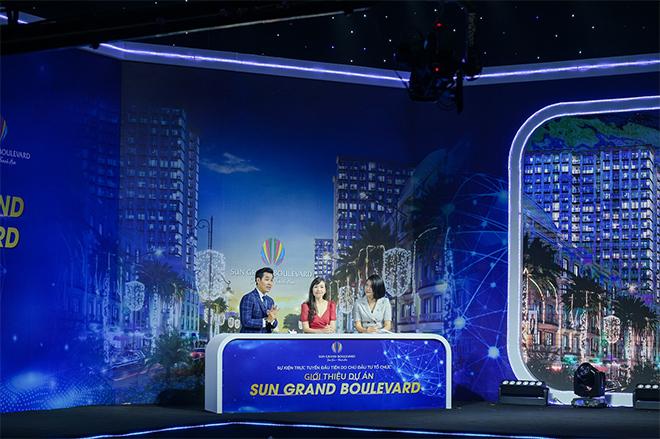 Ấn tượng sự kiện giới thiệu Sun Grand Boulevard: Tương tác khủng, công bố kỷ lục đăng ký đặt mua - 1