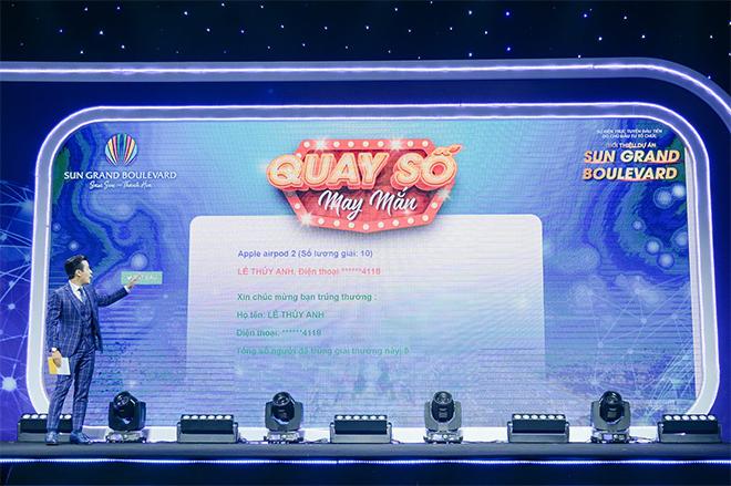 Ấn tượng sự kiện giới thiệu Sun Grand Boulevard: Tương tác khủng, công bố kỷ lục đăng ký đặt mua - 4