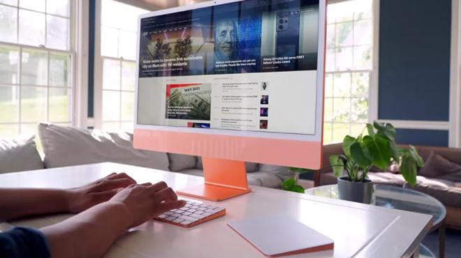 iMac 24 inch M1: Máy tính để bàn cho tất cả mọi người - 4